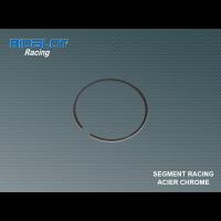segment racing acier chromé Ø40