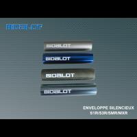 Enveloppe de silencieux S1R/S3R/MXR/SMR