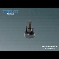 arrache rotor allumage à rotor interne