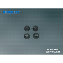 Silentbloc generique echappement