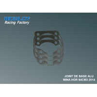 Joint de Base Supérieur Alu Racing Factory  MINARELLI HOR 94cm3 ( Version 2014)