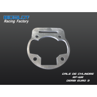 Cale de cylindre RF96-WR ép. 4mm DERBI Euro3