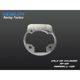 Cale de cylindre RF96-WR ép. 4mm MINA HOR