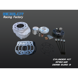 Pack Racing Factory 80-WR DERBI Euro3