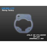 Cale de cylindre RF96-WR ép. 4mm MINA AM