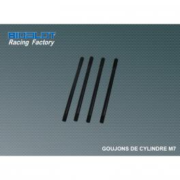 Goujon de cylindre M7 (à l'unité)