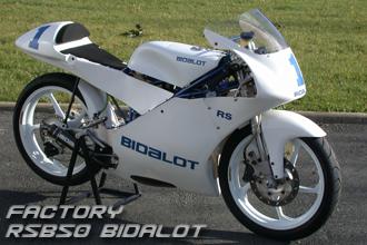 BIDALOT RS50B usine